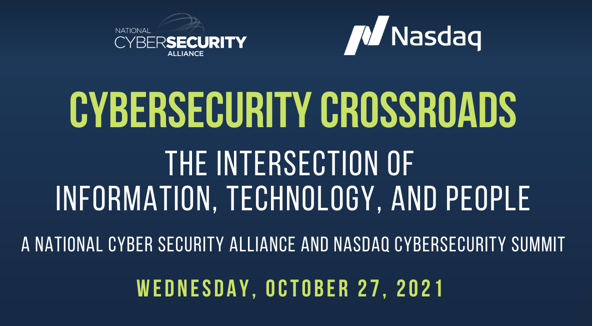 Cyber Security Crossroads information flyer