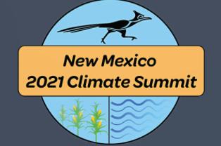 New Mexico 2021 Climate Summit logo